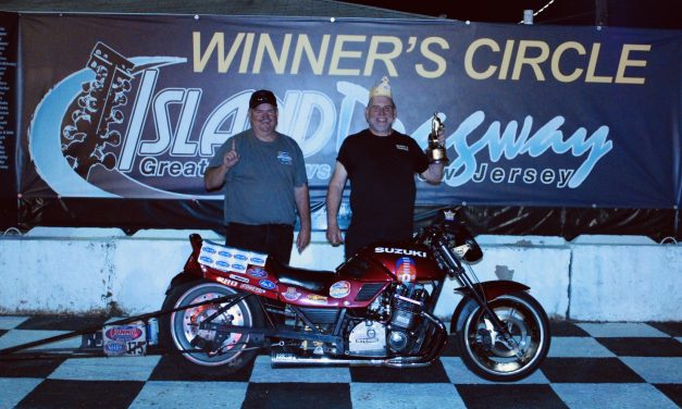 6/1/19 STEPHENS RUNS HOT HAND TO KING OF TRACK TITLE – ARMANDO DOUBLES IN SPORTSMAN AND SUPER